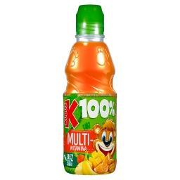 100% Sok multiwitamina