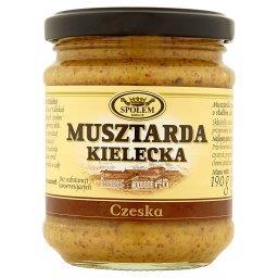 Musztarda Kielecka czeska