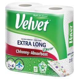 Extra Long Decor Ręcznik papierowy 2 rolki