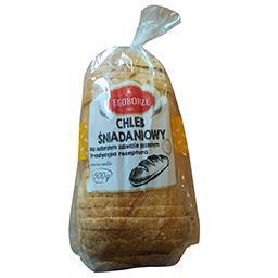Chleb śniadaniowy na naturalnym zakwasie pszennym 500 g