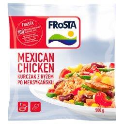 Mexican chicken Kurczak z ryżem po meksykańsku