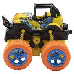 Auto Jeep Monster Truck 360 stopni 4 wzory