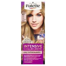 Intensive Color Creme Farba do włosów jasny blond N7 (8-0)