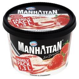 Ice Dream Lody jogurtowo-truskawkowe