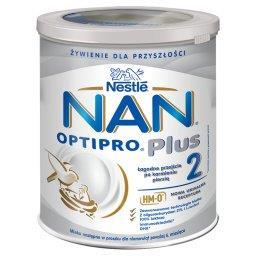 OPTIPRO Plus 2 HM-O Mleko następne dla niemowląt pow...