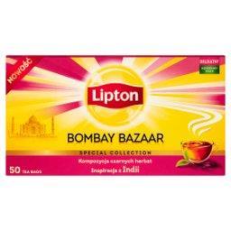 Bombay Bazaar Herbata czarna z naturalnym aromatem  ...