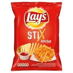 Stix Chipsy ziemniaczane o smaku ketchupu