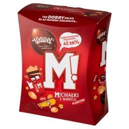 Michałki z u Klasyczne Cukierki w czekoladzie