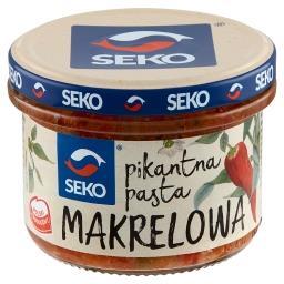 Pasta makrelowa pikantna 190 g