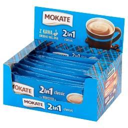 2in1 Classic Rozpuszczalny napój kawowy w proszku 210 g