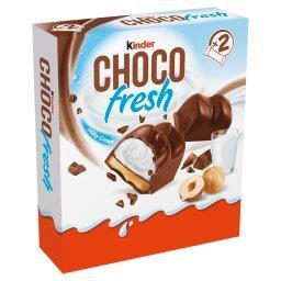 Chocofresh Mleczna czekolada z mlecznym i orzechowym...