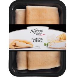 Naleśniki z serem 400g