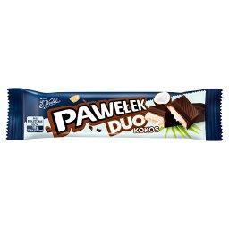Pawełek Duo Batonik kokos 44 g