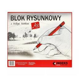 Blok rysunkowy A3