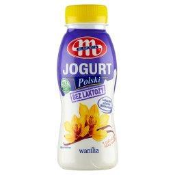 Jogurt Polski bez laktozy wanilia
