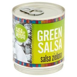 Salsa zielona