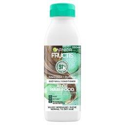 Fructis Aloe Hair Food Odżywka nawilżająca 350 ml