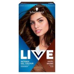 Live Farba do włosów Hazel Brown 5.0