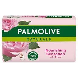 Naturals Nourishing Sensation Mleko i Róża Mydło w k...