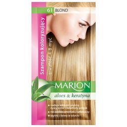 Szampon koloryzujący Marion 4-8 myć, blond 61