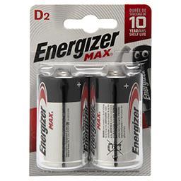 Max D-LR20 1,5 V Baterie alkaliczne 2 sztuki