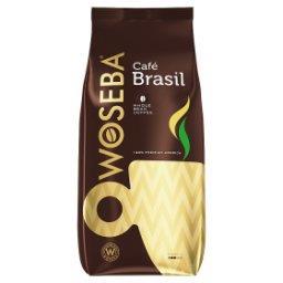 Café Brasil Kawa palona ziarnista