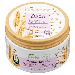 Vegan Muesli Masło do ciała odżywcze