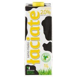 Mleko UHT 2,0 % 1 l