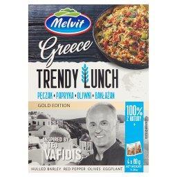 Gold Edition Greece Trendy Lunch pęczak papryka oliw...