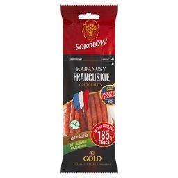 Gold Kabanosy francuskie 100 g