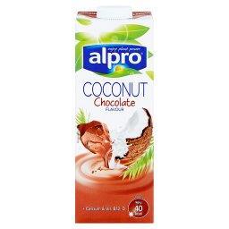 Napój kokosowy o smaku czekoladowym 1 l
