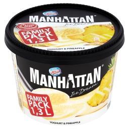 Ice Dream Lody jogurtowo-ananasowe