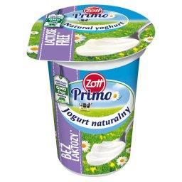 Bez laktozy Jogurt naturalny