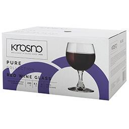 Kieliszki do wina Pure 250ml kpl. 6 sztuk
