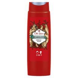 Bearglove Żel pod prysznic i szampon dla mężczyzn 250ml
