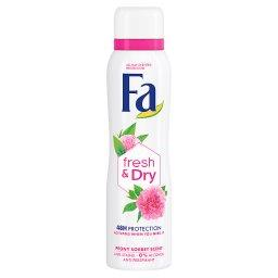Fresh & Dry Antyperspirant