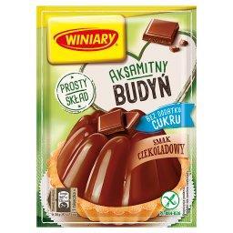 Budyń bez dodatku cukru smak czekoladowy