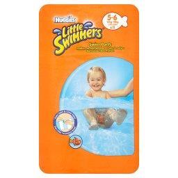 Little Swimmers Jednorazowe majteczki do pływania rozmiar 5-6 11 sztuk