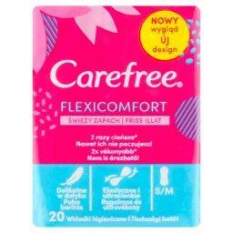 FlexiComfort Wkładki higieniczne świeży zapach 20 sz...