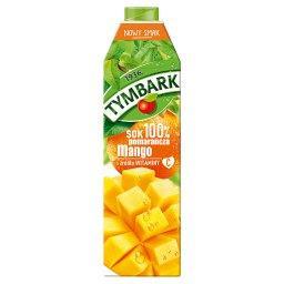 Sok 100% pomarańcza mango