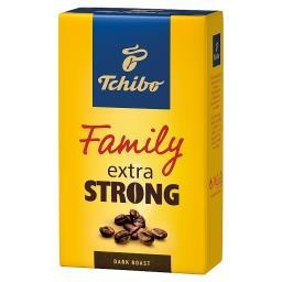 Family Extra Strong Kawa palona mielona 250 g