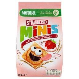 Strawberry Minis Płatki śniadaniowe