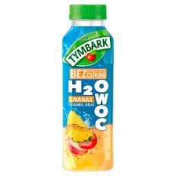 H2Owoc Napój ananas truskawka jabłko