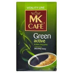 Green Active Kawa palona z ekstraktem zielonej kawy