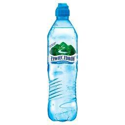Niegazowany Woda źródlana