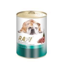 Mokra karma dla psa z jagnięciną puszka 400 g