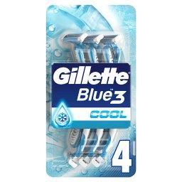 Blue3 Cool Jednorazowa maszynka do golenia dla mężcz...
