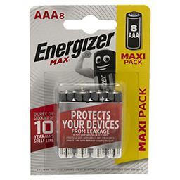 AAA-LR03 1,5 V Baterie alkaliczne 8 sztuk