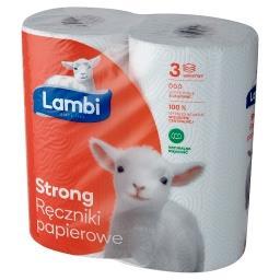 Strong Ręczniki papierowe 2 rolki