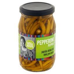 Papryka zielona Pepperoni cała